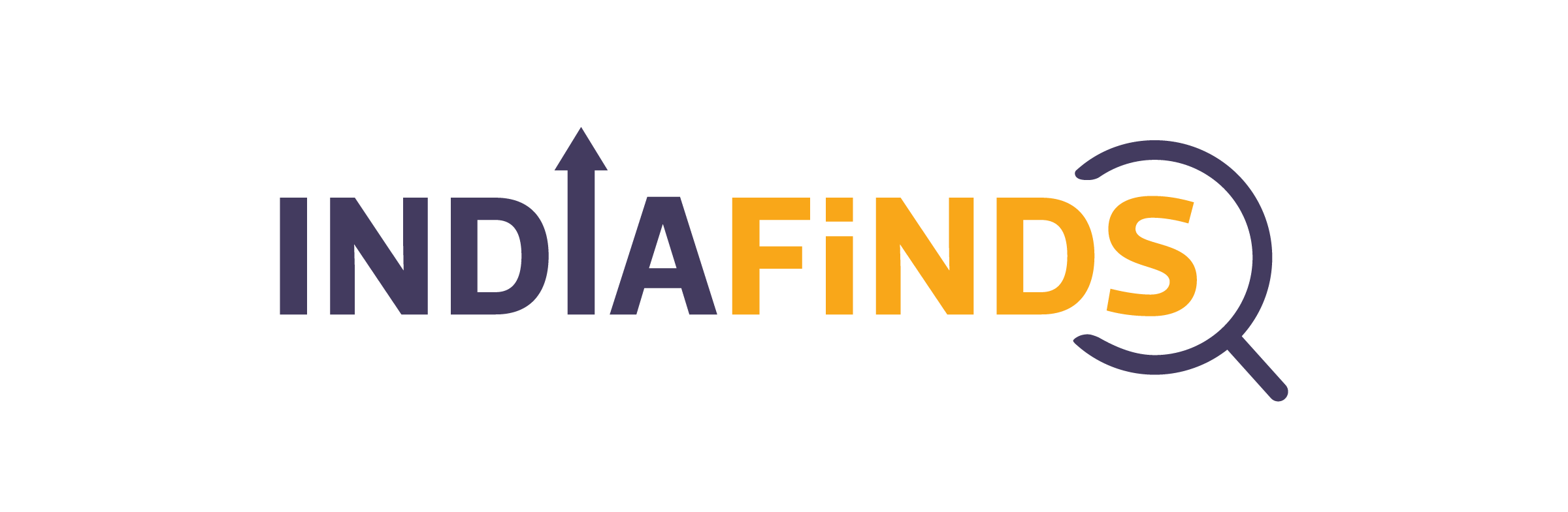 India Finds Logo