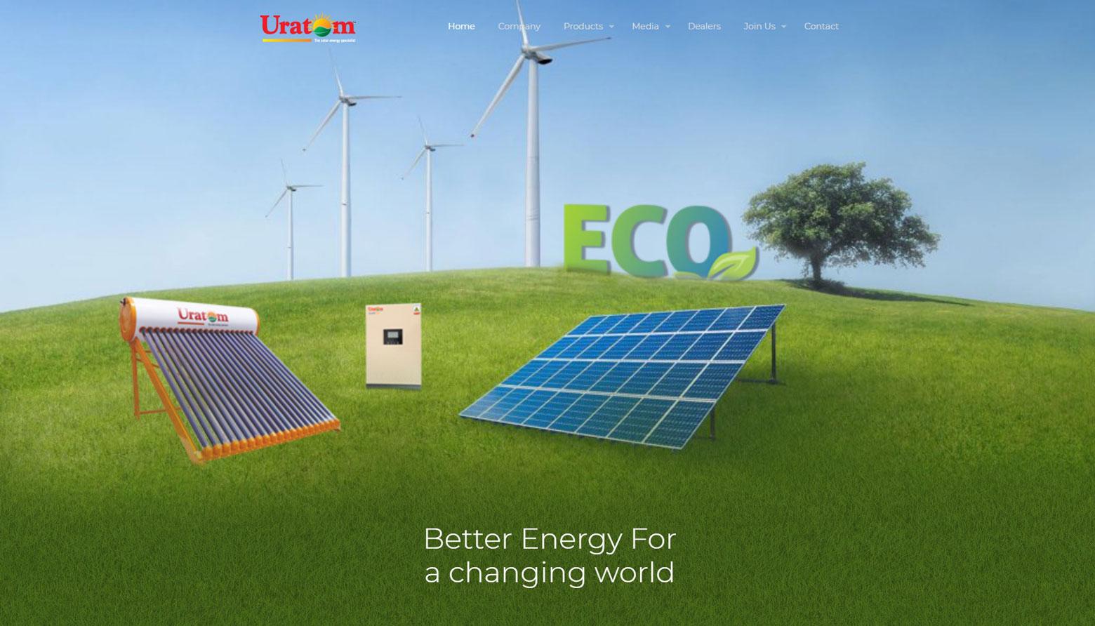 Uratom Solar Pvt. Ltd.